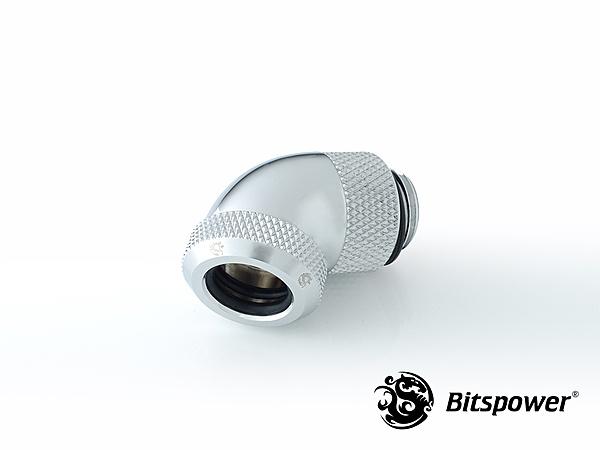 """Bitspower Enhance Rotary G1/4"""" 30/45/60/90-Degree Multi-Link Adapter.-bp-e60rml-1024x768-2.jpg"""
