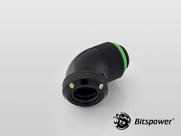 "Bitspower Enhance Rotary G1/4"" 30/45/60/90-Degree Multi-Link Adapter.-bp-mbe60rml-1024x768-2.jpg"