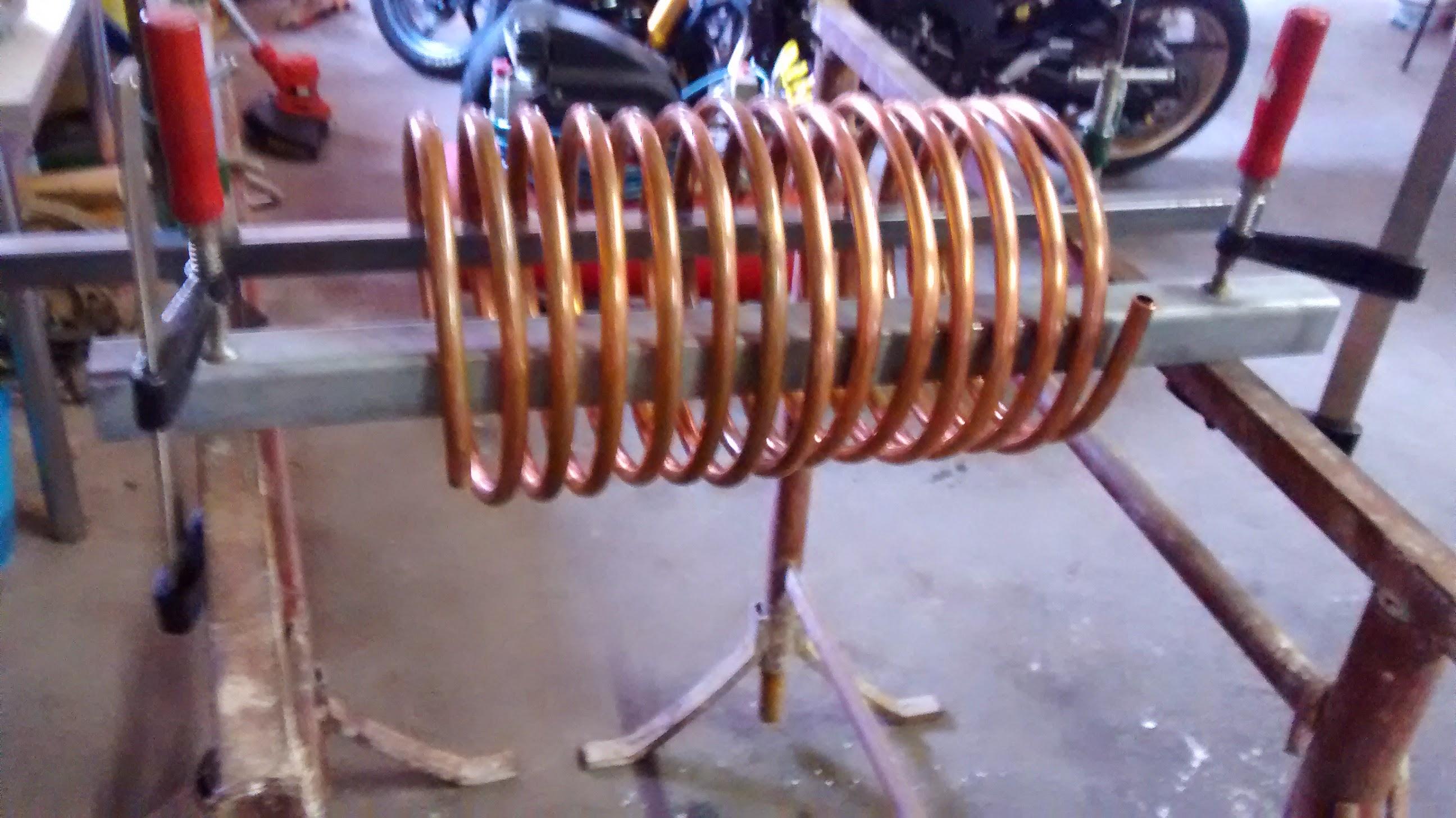 Dissipazione con tubi di rame pagina 2 for Isolamento per tubi di riscaldamento in rame