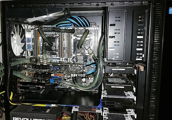 [Aggiornamento workstation] Consigli tubi e pulizia impianto-install02.jpg