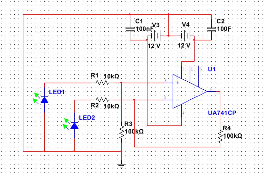 Schema Elettrico Per Inseguitore Solare : Progetto inseguitore solare