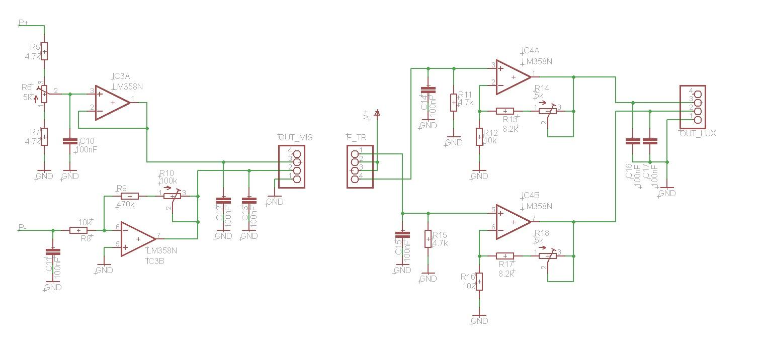Schema Elettrico Per Inseguitore Solare : Progetto inseguitore solare pagina