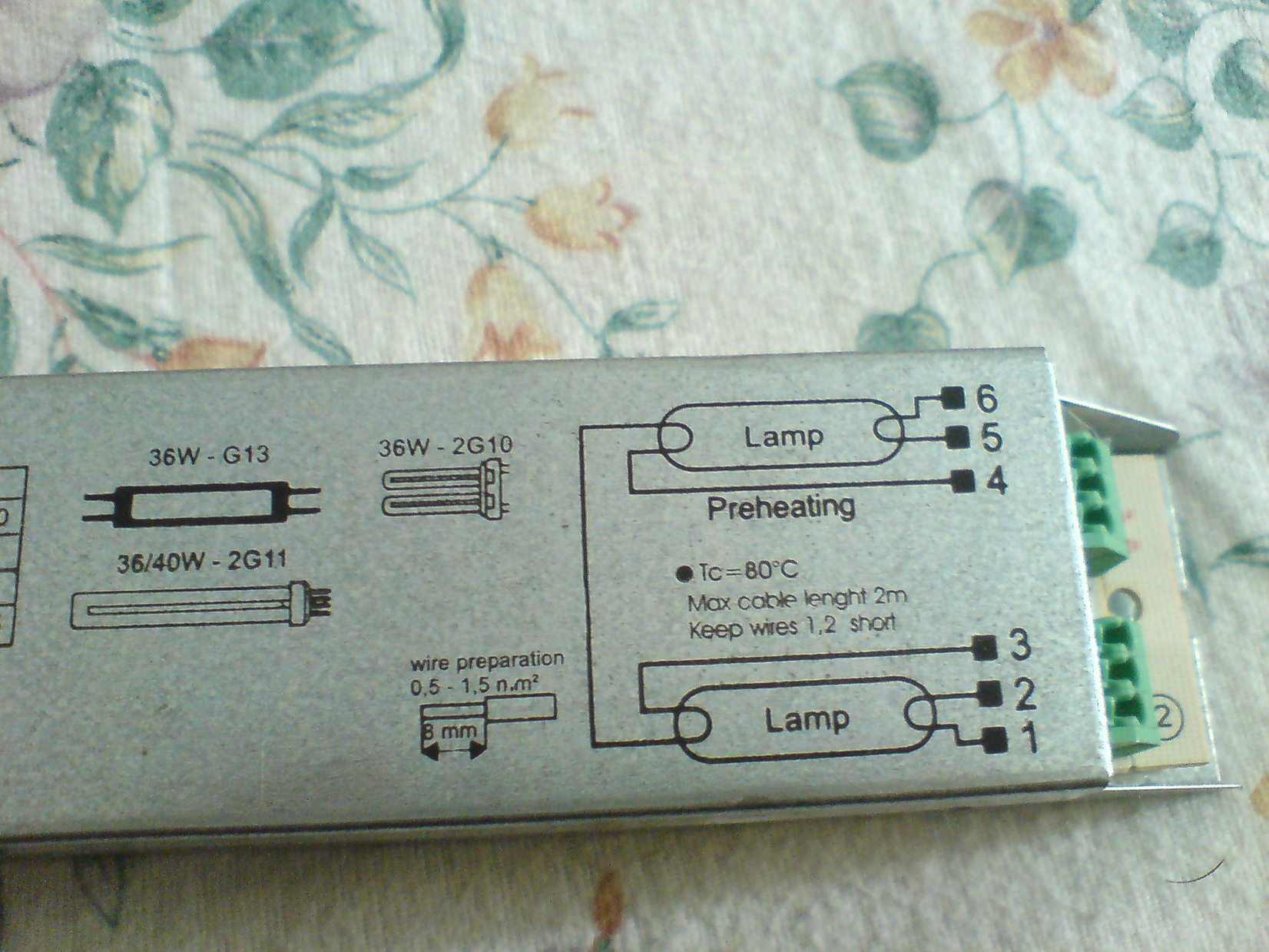 Plafoniera Con Reattore Elettronico : Plafoniera al neon che mi trolla pagina