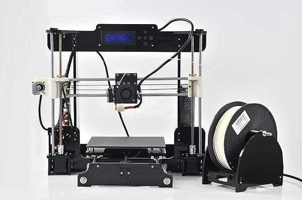 Clicca sull'immagine per ingrandirla  Nome:   Free-shipping-size-210-210-210mm-High-Quality-Precision-Reprap-Prusa-i3-DIY-3d-Printer-kit.jpg Visite: 845 Dimensione:   109.3 KB ID: 42544