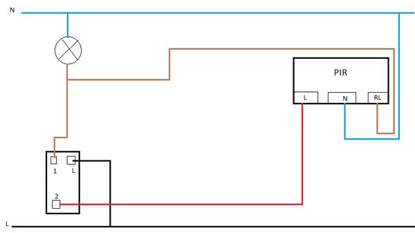 Clicca sull'immagine per ingrandirla  Nome:   Sensore PIR.png Visite: 3411 Dimensione:   4.3 KB ID: 43497