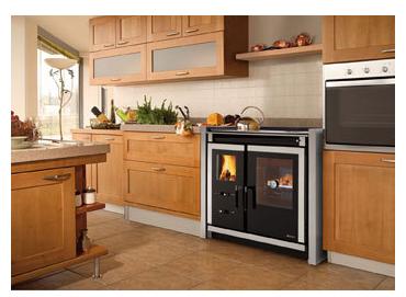 Cucine economiche - Cucina a legna nordica prezzi ...