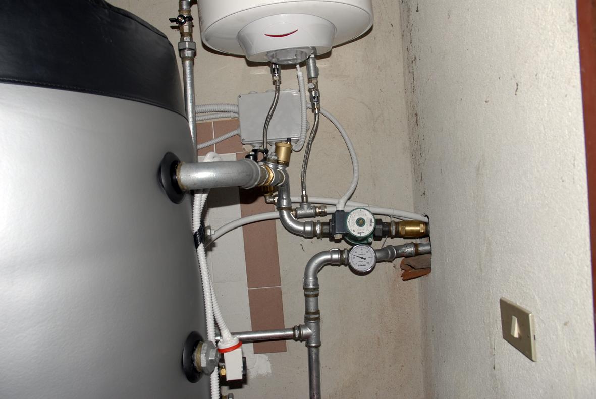 Installazione di una caldaia a pellet - Migliori stufe a pellet forum ...