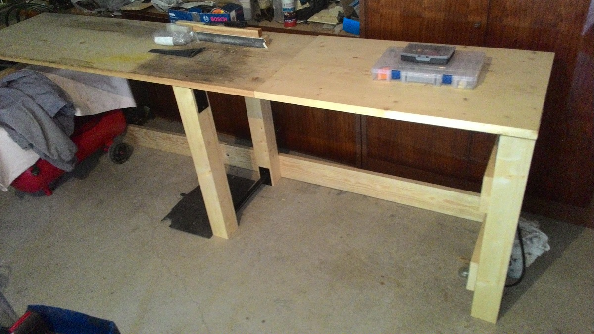 Tavolo Da Lavoro Per Garage : Banchi da lavoro per legno troncatrice per legno femi