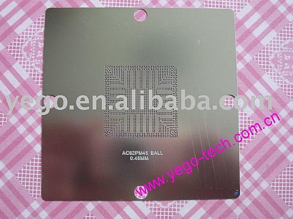 Clicca sull'immagine per ingrandirla  Nome:   BGA_AC82PM45_Stencil_BGA_Reballing_Stainless_Steel.jpg Visite: 1702 Dimensione:   73.5 KB ID: 2120