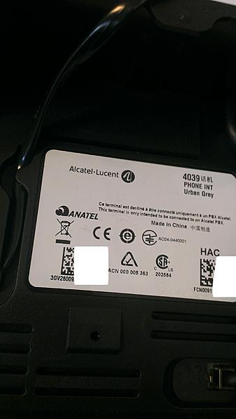Centralino Alcatel-Lucent OmniPCX Small-imag0265.jpg