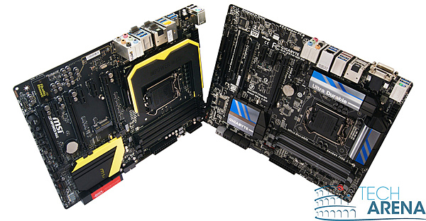 Recensione Intel Haswell, Gigabyte Z87X-UD3H e MSI Z87 Mpower Max-msi-mpowe-max-gigabyte-z87x-ud3h-foto.jpg