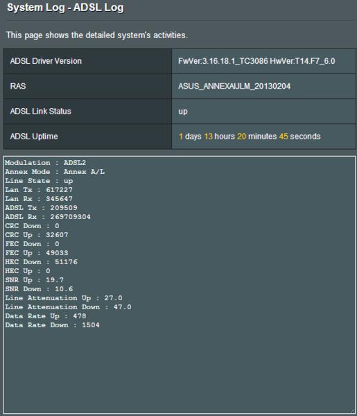 Linea ADSL - Interpretare i valori-adsl.png