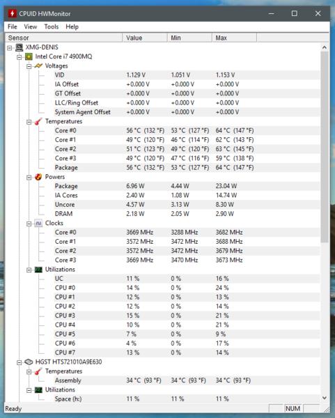 notebook xmg con windows 10 ventola massimo-hwmonitor.png