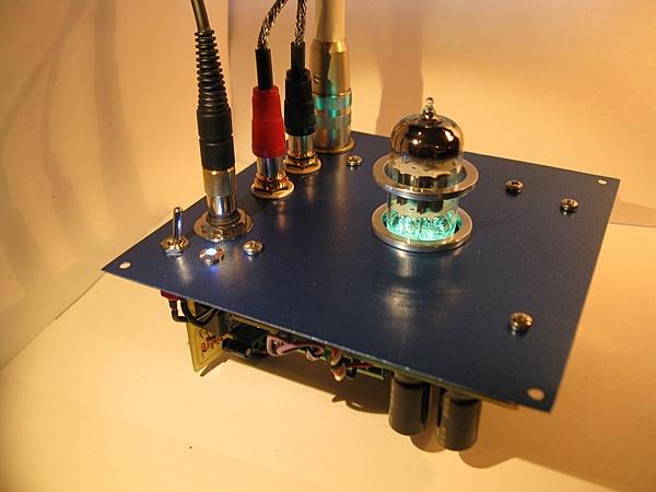 [AUTOCOSTRUITO] Amplificatore per cuffie ibrido-35_assemblato_test_1.jpg