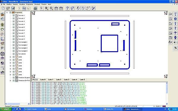 Clicca sull'immagine per ingrandirla  Nome:   banchetto biesse.JPG Visite: 2406 Dimensione:   186.9 KB ID: 20930