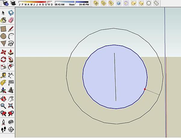 Come creare tubi per watercooling su Sketchup-guide5.jpg