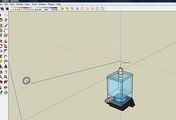 Come creare tubi per watercooling su Sketchup-guide9.jpg