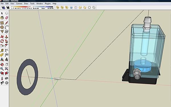 Come creare tubi per watercooling su Sketchup-guide10.jpg