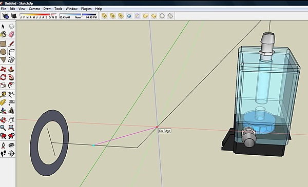 Come creare tubi per watercooling su Sketchup-guide11.jpg