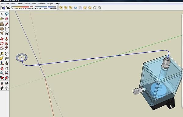 Come creare tubi per watercooling su Sketchup-guide16.jpg