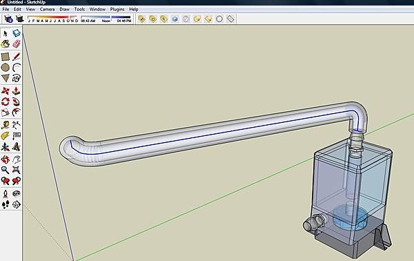 Come creare tubi per watercooling su Sketchup-guide19.jpg