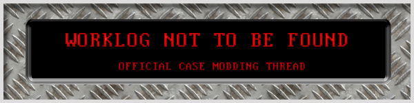 Nome:   Worklog not to be found TechArena Modding.jpg Visite:  67 Grandezza:  79.0 KB