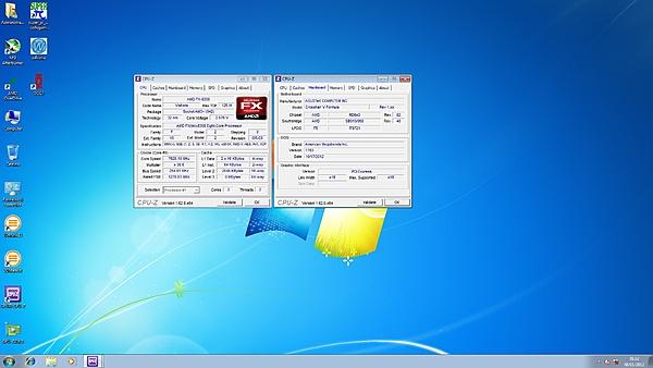 Clicca sull'immagine per ingrandirla  Nome:   cpu-z.jpg Visite: 204 Dimensione:   336.9 KB ID: 24534