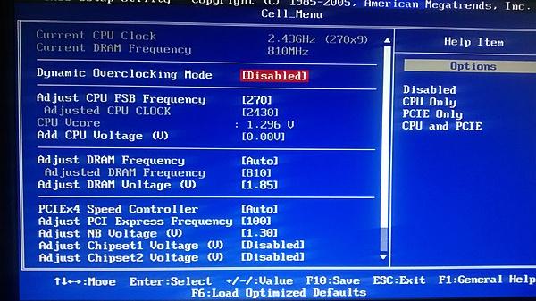 OC per nostalgici: Intel Q6600 su MSI P965 Platinum-img_20140925_141948381.jpg