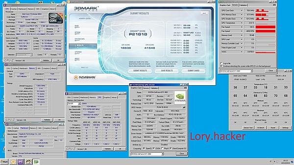 3DMark Vantage. Classifica ufficiale di TechArena-489144.jpg