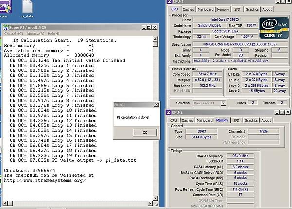AMD HD 7970 + Intel Core i7 3960X....qualche score-superpi1m.jpg