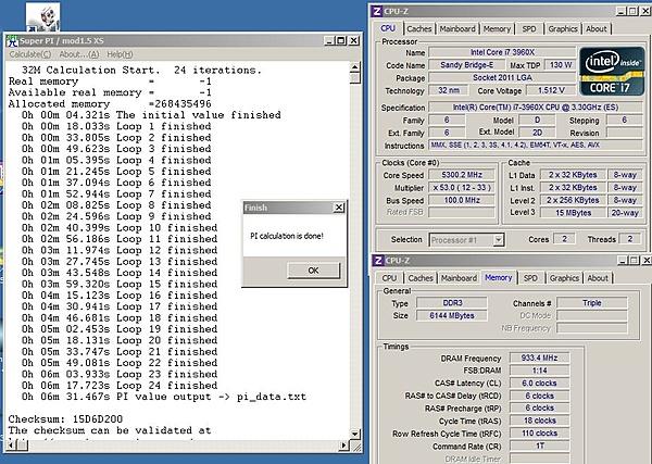 Clicca sull'immagine per ingrandirla  Nome:   superpi32m.JPG Visite: 192 Dimensione:   165.0 KB ID: 9301