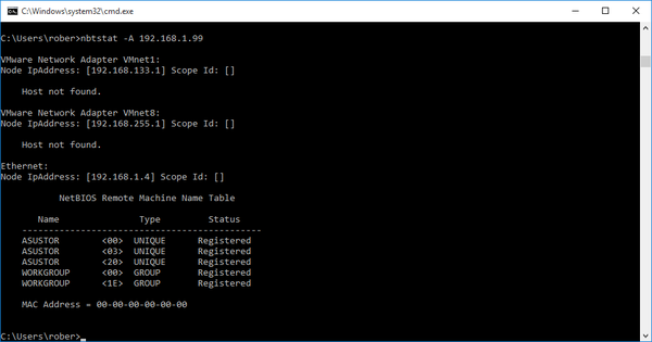 Connessione unità di rete e windows 8.1-nbtstat.png