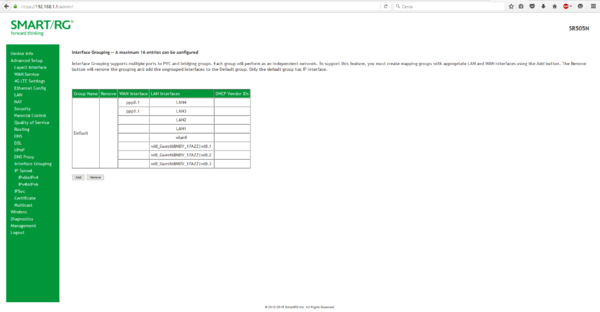 Firewall pfSense 2.2.6 Alix + SmartRG SR505N VDSL2 1 Static IP-interfacegrouping..png