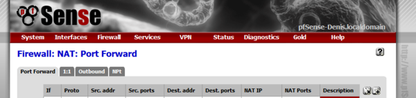 Firewall pfSense 2.2.6 Alix + SmartRG SR505N VDSL2 1 Static IP-intestationnatpfsenseforward.png