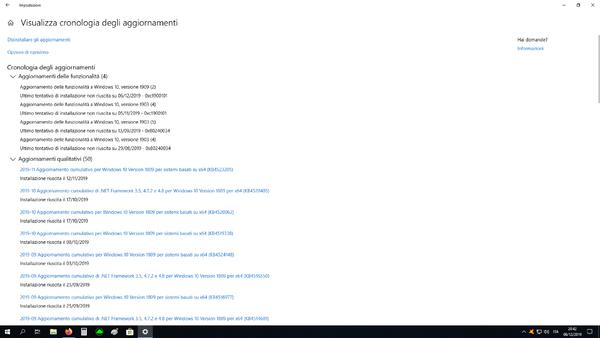 Aiutatemi, sono pieno di schermate blu-errori-update.png