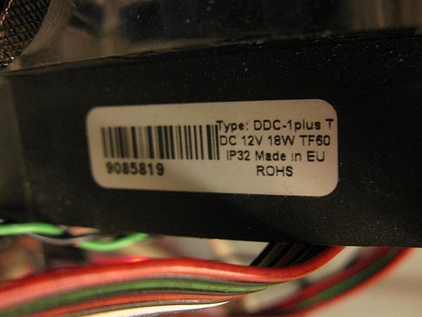 [Civitavecchia+SPED] Laing DCC 500 12V 1PlusT + XSPC Top Plexy + XSPC Top Reservoir-img_1157.jpg