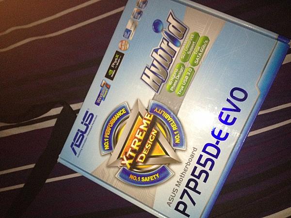 [VI + SPED] Scheda madre ASUS P7P55D-E EVO + Processore Intel Core i5 660 3.33Ghz-img_0069.jpg