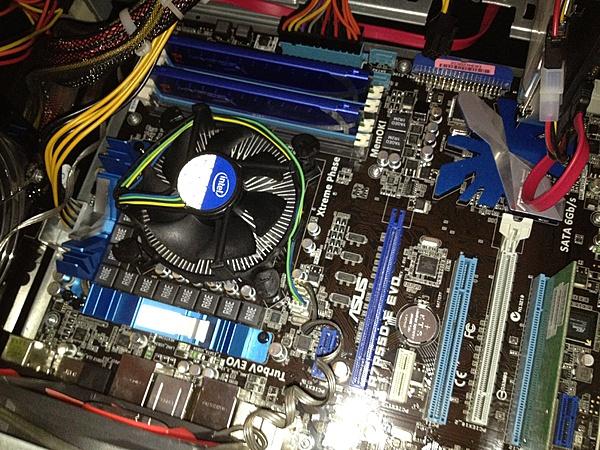 [VI + SPED] Scheda madre ASUS P7P55D-E EVO + Processore Intel Core i5 660 3.33Ghz-img_0074.jpg