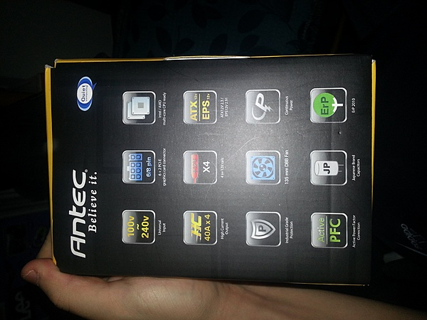 (vicenza + sped) alimentatore gaming 900w antec, 8gb ram kingston. 8gb ram teamgroup-20121111_144606.jpg