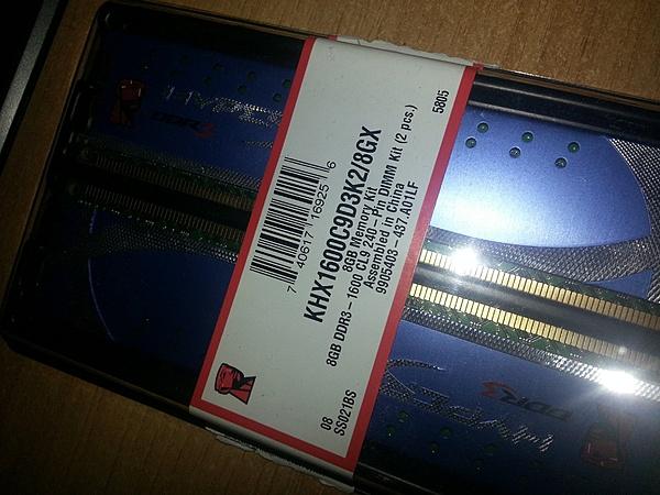 (vicenza + sped) alimentatore gaming 900w antec, 8gb ram kingston. 8gb ram teamgroup-20121111_144935.jpg