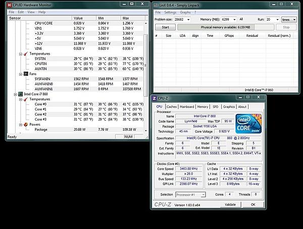 (MONZA-MI\\+S.S) Vendo I7-860+ASUS P7P55-PRO-screen-con-dati-default.jpg