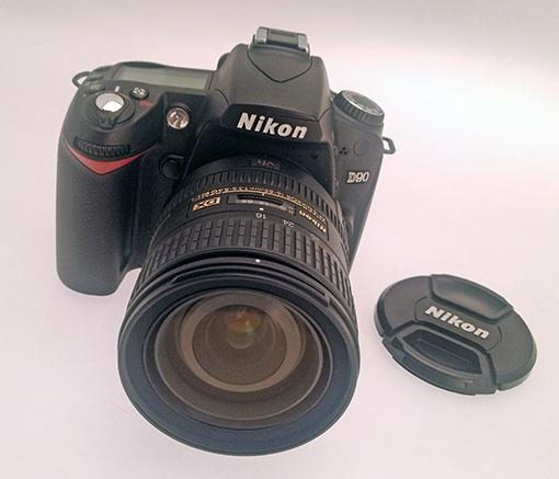 [va - mi - co] nikon d90 - Nikon 16/85 vr - battery pack-image.jpg