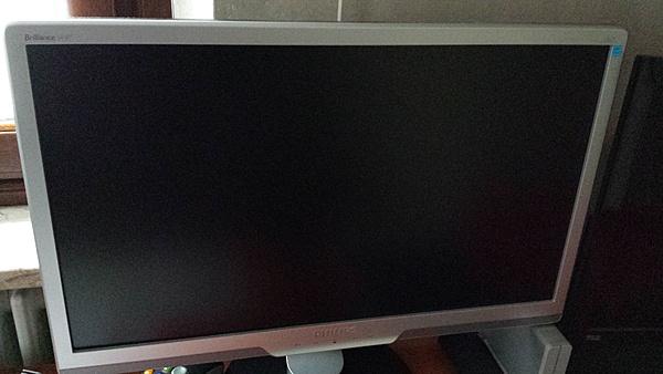 [ Chivasso (TO) ] Vendo Monitor 24'' 241ply Full HD-20140204_144316.jpg