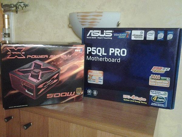 [FG+SS] Mobo Asus P43-P5QL/PRO Socket 775  + 1gb di Ram ddr2 800 in dual channel-20140921_185623.jpg