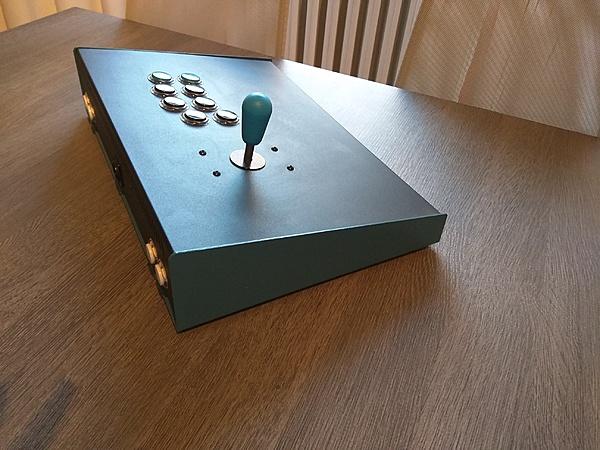 [Pv + Spedizione] Arcade stick in alluminio-img_20150925_184403.jpg