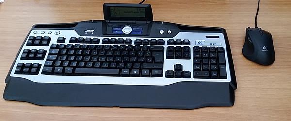 [TA+SS] Tastiera Logitech G15 Gaming & Mouse Logitech G700-20160405_170021.jpg