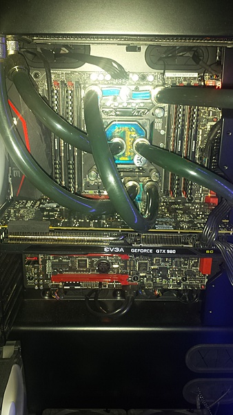 VENDO Scheda Madre Asus Rampage V Extreme e Cpu Intel I7 5960X  8 core OC + Altro-5.jpg