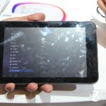 Tablet ZTE T98 con Tegra 3 e Android Honeycomb