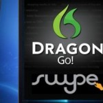 Swype con Dragon Dictacion