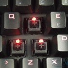 CM Storm Trigger - Cherry MX Black red LED